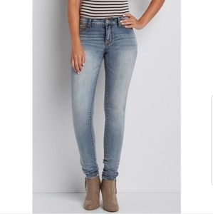 Maurices Denim Flex High Rise Jegging Jeans XS
